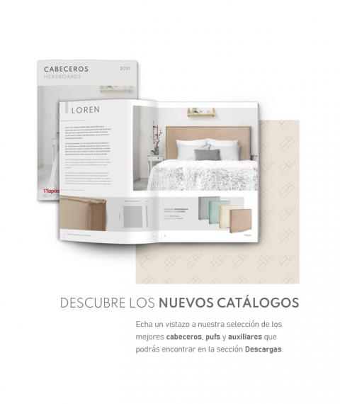 DESCUBRE LOS NUEVOS CATÁLOGOS